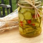 Enid's Sweet Pickles
